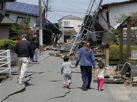 imagenes terremoto en japon 2016 descartan tsunami tras terremoto el diario ecuador