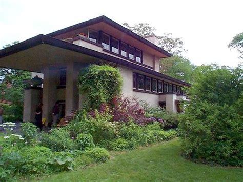 prairie house frank lloyd wright ferdanand tomek house 1907 riverside illinois frank