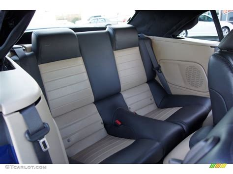 black dove interior 2009 ford mustang gt cs california