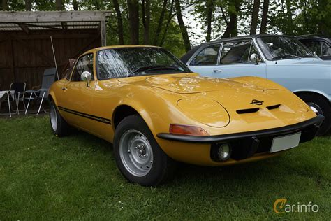 Opel Gt Car by Opel Gt