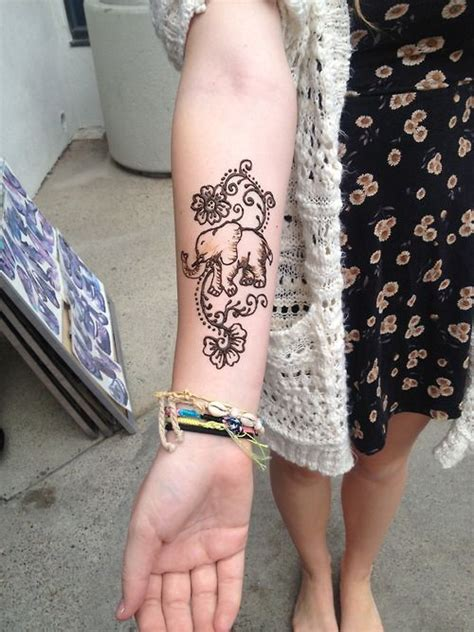 henna tattoos on the arm tumblr 17 best ideas about henna elephant on henna