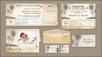 read more boarding pass flight tickets wedding