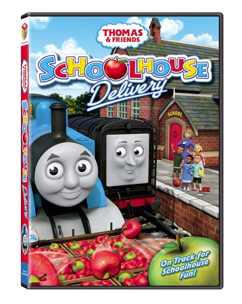 thomas friends schoolhouse delivery dvd