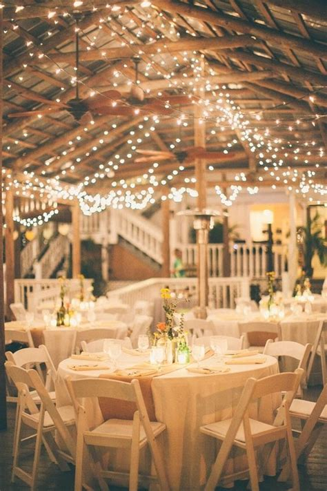 ceiling twinkle lights decorating a wedding with twinkle lights myweddingfavors