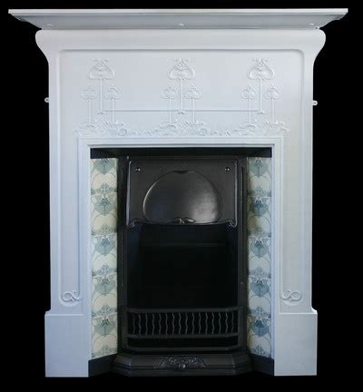 Painting Cast Iron Fireplace White by 1000 Ideas About Cast Iron Fireplace On