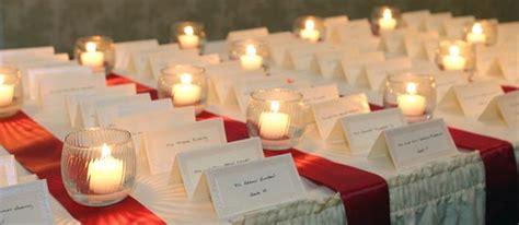 10 wedding reception decoration ideas on a budget