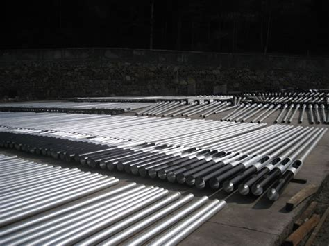 street light poles swaged steel poles xinglaida