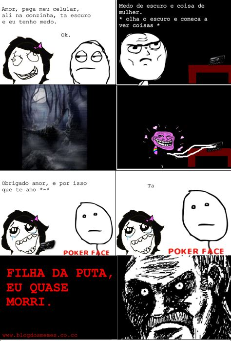Memes Blog - blog dos memes medo de escuro