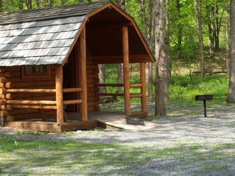 Pet Friendly Cabins In Poconos by Delaware Water Gap Pocono Mountain Koa
