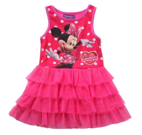 Minnie Mouse Dress princess polka dots minnie mouse 1 5y tulle