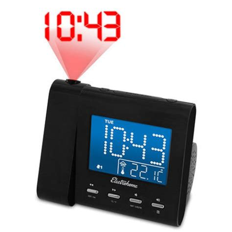 alarm clocks that project time on ceiling 15 best alarm clocks for 2018 cool digital projection speaking alarm clocks