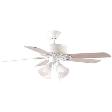 lowes white ceiling fan shop harbor 52 in springfield white ceiling fan