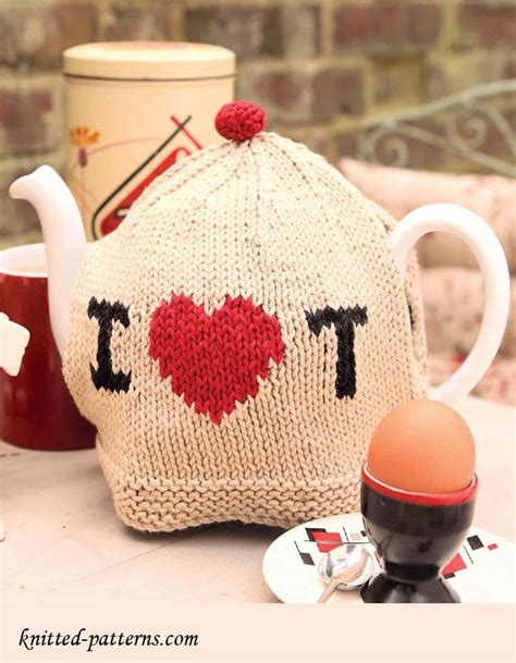 knitting patterns for tea cosies free tea cosy knitting pattern free