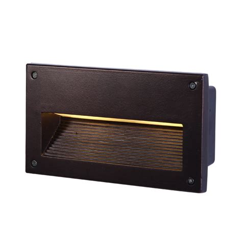 Outdoor Led Recessed Lighting Led Recessed Wall Light Outdoor Waterproof Ip54 Modern