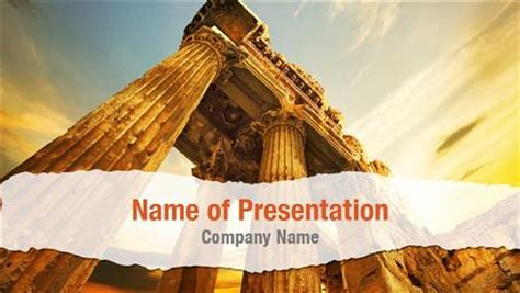 powerpoint themes rome roman forum powerpoint templates powerpoint backgrounds