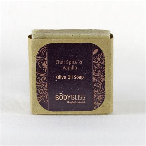 Aromatheraphy Essential Orange Donna Chang Original chai spice vanilla olive soap bliss factory