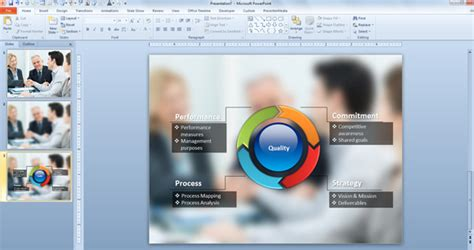 Creative Method To Embed Diagrams Over Photos In Powerpoint Presentations Awesome Powerpoint Templates Free