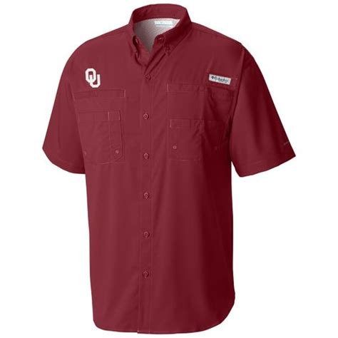 Of Oklahoma Search Columbia Sportswear S Of Oklahoma Tamiami Shirt Academy