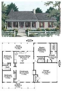 Country House Plans With Open Floor Plan 3 Bedroom House Open Floor Plan