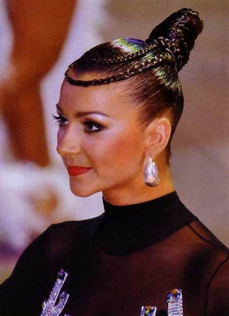 ballroom dance hairstyles 1000 images about ballroom hair makeup and accessories