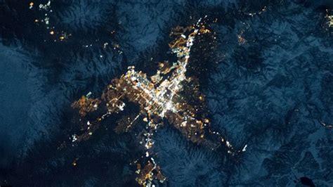 imagenes satelitales de la nasa fotos de estrellas en la tierra ciudades iluminadas
