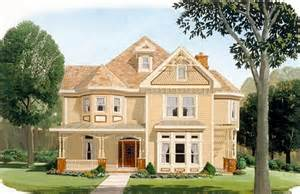Country Victorian House Plans by Country Farmhouse Victorian House Plan 95560