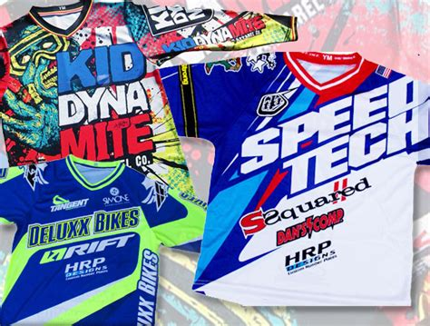 personalized motocross jersey custom bmx jerseys archives bmx racing at bmxnews com