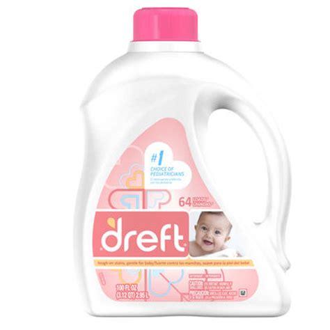 amazon com dreft baby liquid laundry detergent 100 fl oz prime pantry
