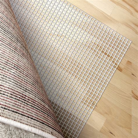Anti Slip For Rugs by Rug Grip Anti Slip Matting For Floors 2 Sizes Available