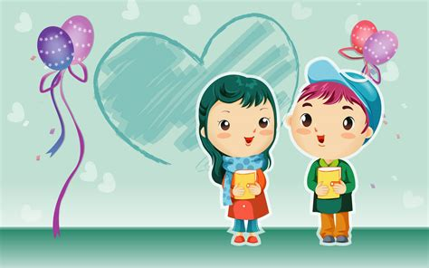 cartoon wallpaper about love wallpapers cartoon love wallpapers