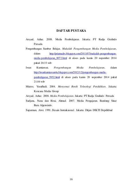 makalah perencanaan layout industri farmasi makalah media pembelajaran makalah pengembangan media