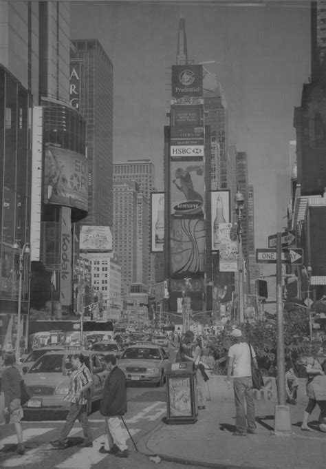 Paul Cadden's Hyperrealistic Art Recreates NYC Street