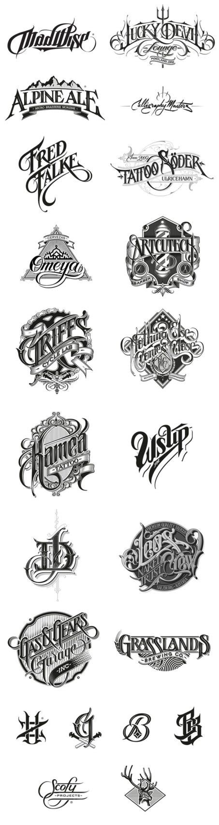 design your tattoo font awesome lettering font design for your own
