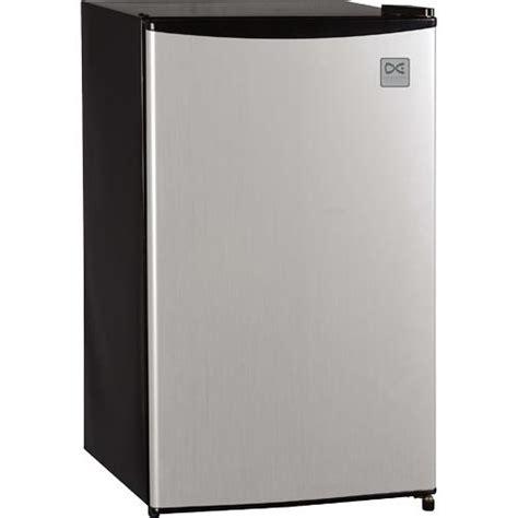 daewoo fr 033rvss 3 3 cuft compact refrigerator