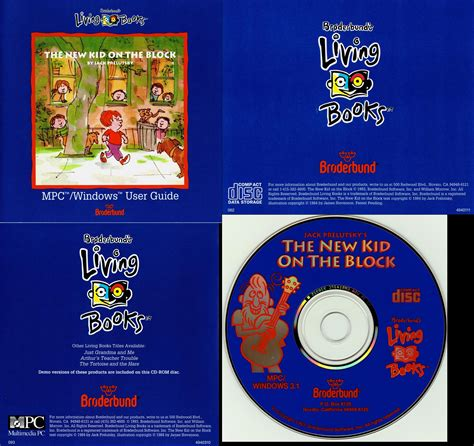 the new kid books the new kid on the block 1st edition pc rom by