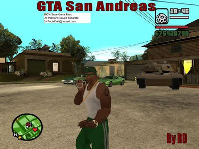 free games and software: gta san andreas game full version