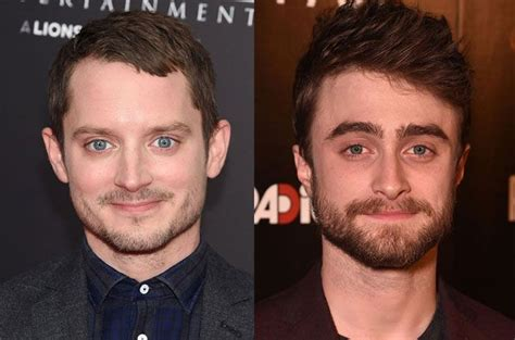 elijah wood looks like new gif proves just how much daniel radcliffe and elijah