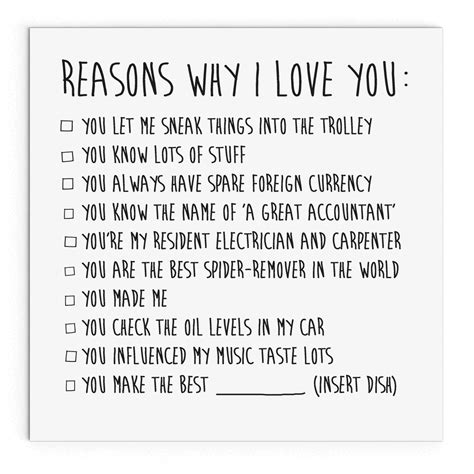 reasons why i you the card shop