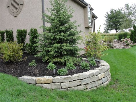 Landscape Retaining Wall Design Installation Garden Retaining Walls