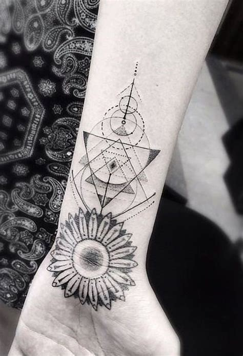 geometric shape tattoo designs 125 top geometric designs this year
