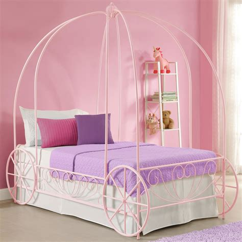 twin canopy bed dhp twin canopy bed reviews wayfair