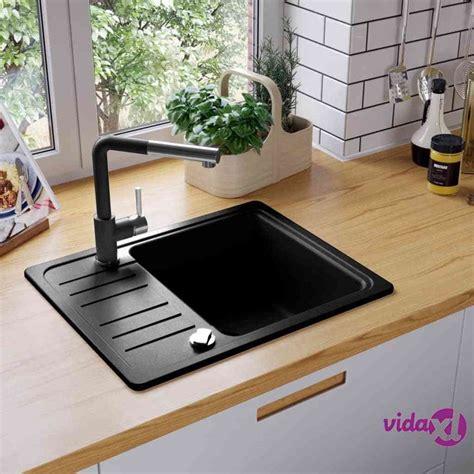 lavello fragranite nero lavelli da cucina nero