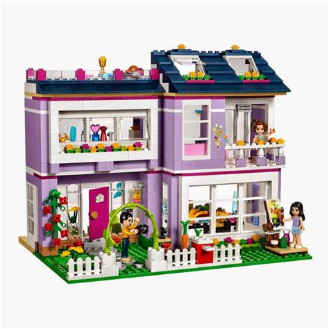 lego friends house brick friends lego 41095 emma s house