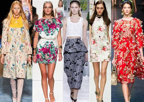 5 Floral Wardrobe Must Haves by 5 Floral Fashion Trend Tips For Every Fashion