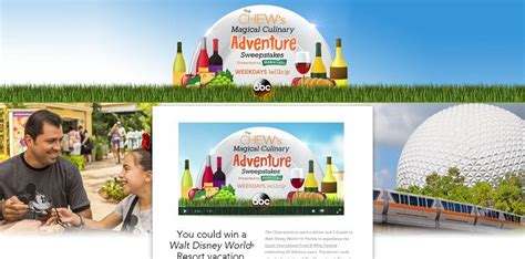 Magical Culinary Sweepstakes - magicalculinaryadventure com the chew s magical culinary adventure sweepstakes