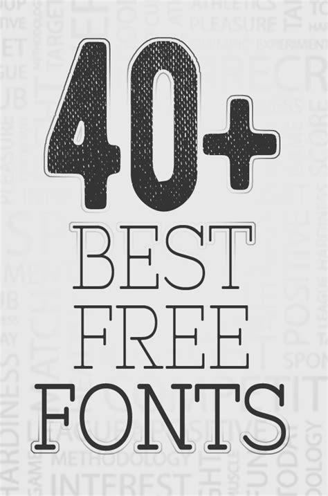 design font best 40 best free fonts download fonts design blog