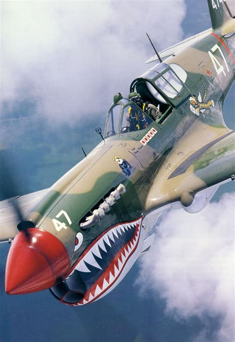 wwii curtis p40 warhawk fighter one day p 40 curtiss p 40 warhawk aircraft tigers insomnia and planes