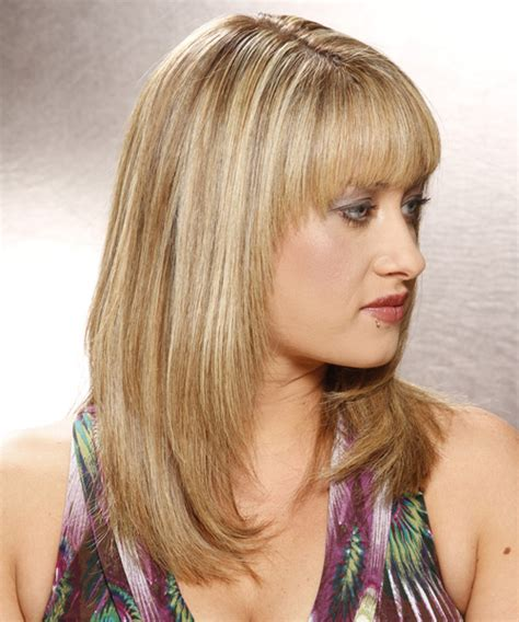 hairstyles with center cut bangs long hairstyles and haircuts for women in 2018 page 6