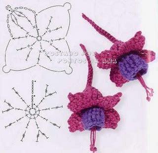 fiori a crochet fantasia di crys fiori a crochet