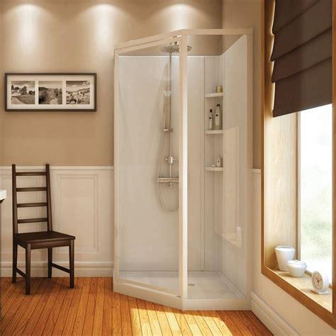 bathroom shower stall kits homeofficedecoration shower stalls kits canada